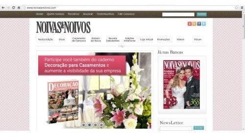 Casamento perfeito dos Vestidos aos Convites - Revista Noivas&Noivos