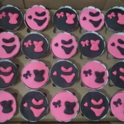 Cupcakes - Chá de Lingerie - 01