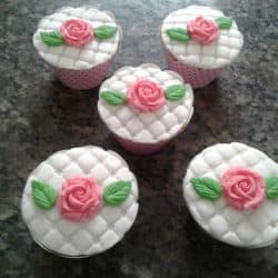 Cupcakes - Rosa - 01