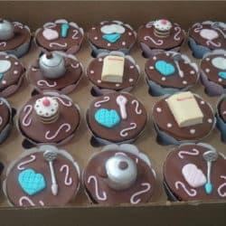 Cupcakes - Chá de Panela - 01