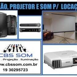 Aluguel de Projetor