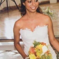 Vestido de Noiva Inspirado nos Jardins de Burle Marx