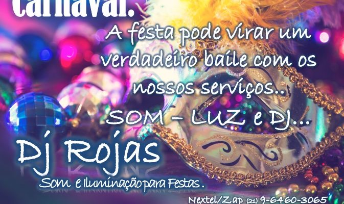 Festejar Carnaval