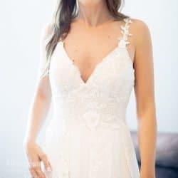 Vestido de Noiva Martu - Renda Valentino
