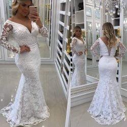 Vestido de Noiva Barbara Melo