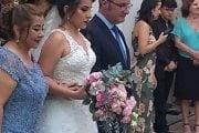 Vestido de Noiva Betania Coimbra
