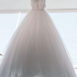 Vestido de Noiva Rosa Clará