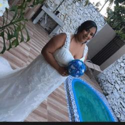 David's Bridal Vestido de Noiva