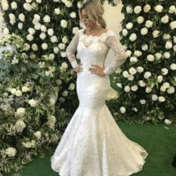 Vestido Modelo Bárbara Melo