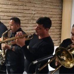 06 - Orquestra  Caravelas - Anderson, Denys, Deyvid e Marcone