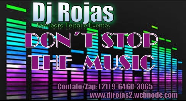 Dont Stop Music