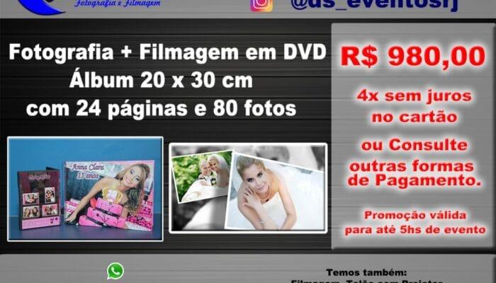 face filmagem - 980